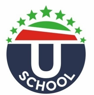 uSchool.pk | Learning Management System | Quality School Products | Notebooks | Copies Logo